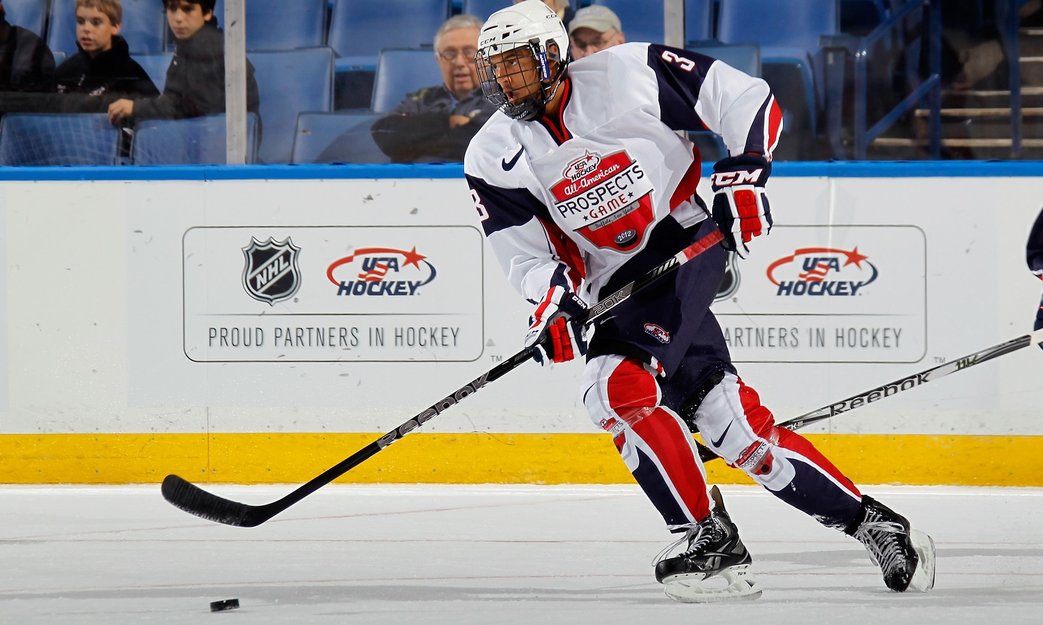 seth jones was rcently selected no 4 overall in the nhl draft by the