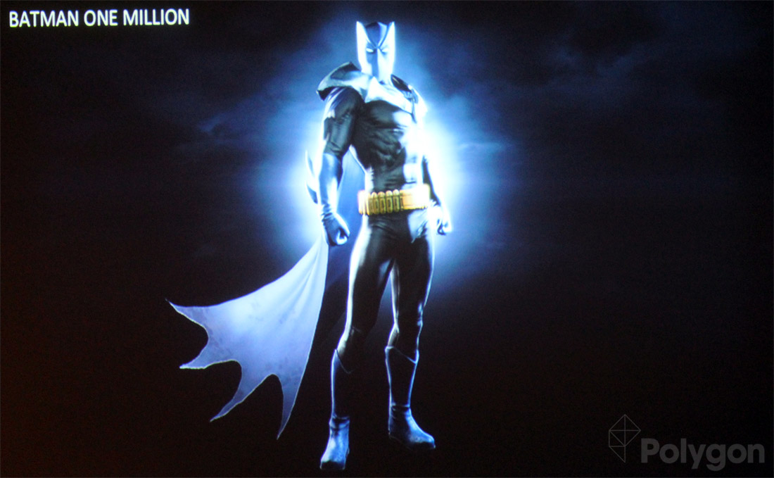 Batman one million and worst nightmare skins coming to arkham batmanonemillion voltagebd Images