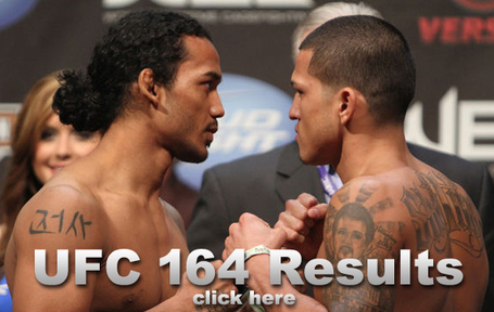 UFC 164 Results