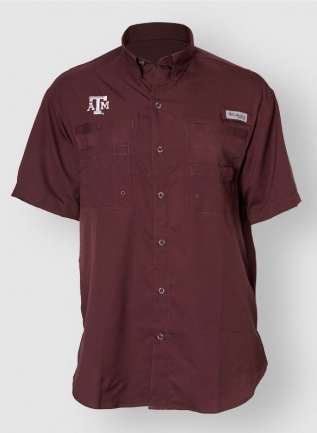 Columbia short sleeve polo