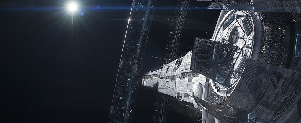 prison sci fi space station - photo #42