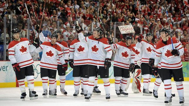 Image result for canada 2010 olympic hockey