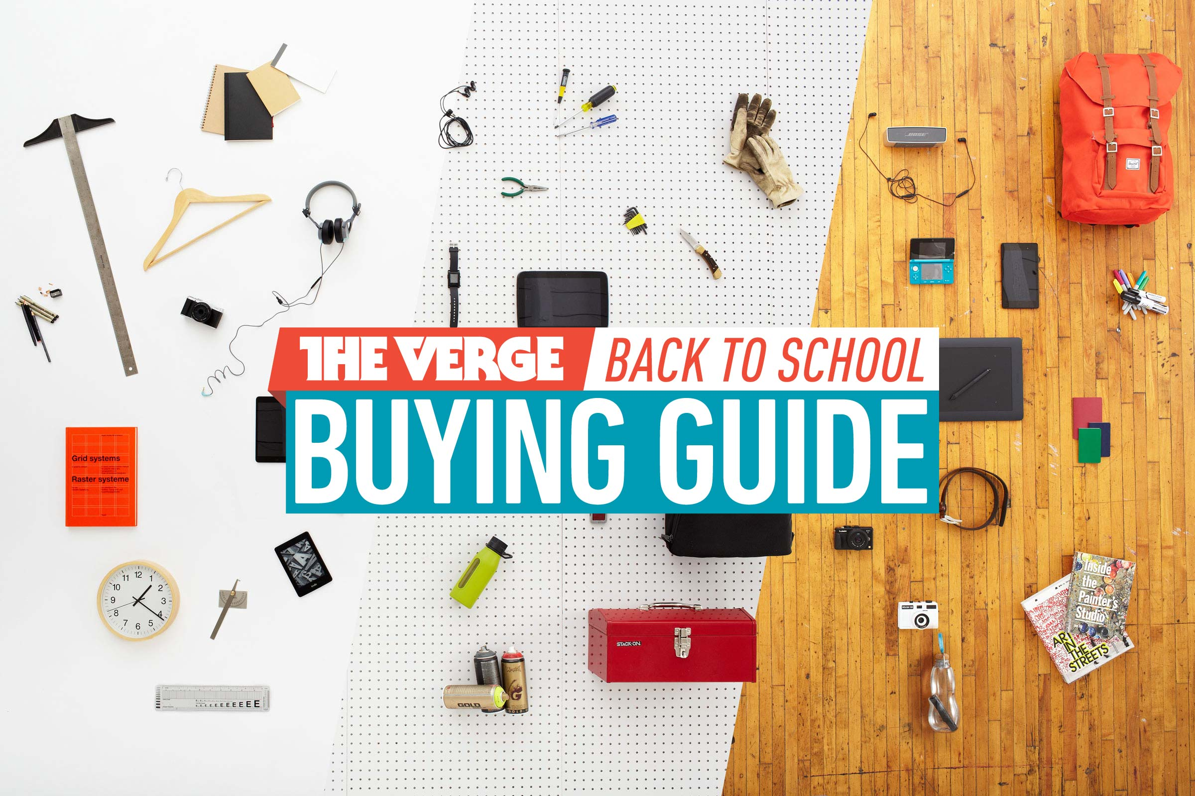The Verge Back to School Buying Guide