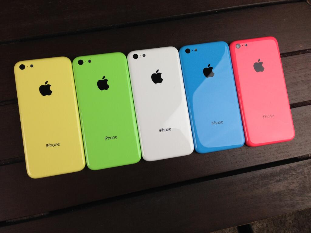 Factory Unlock iPhone 5c