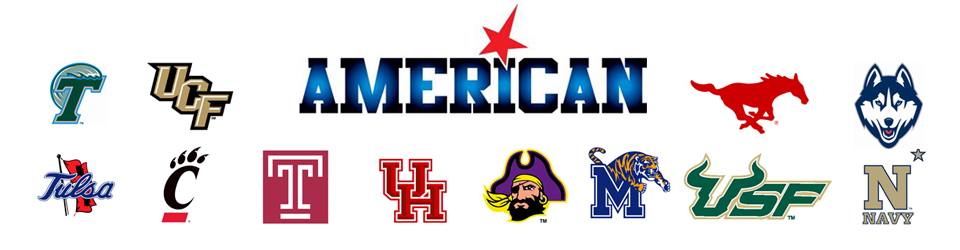 Image result for the american athletic conference