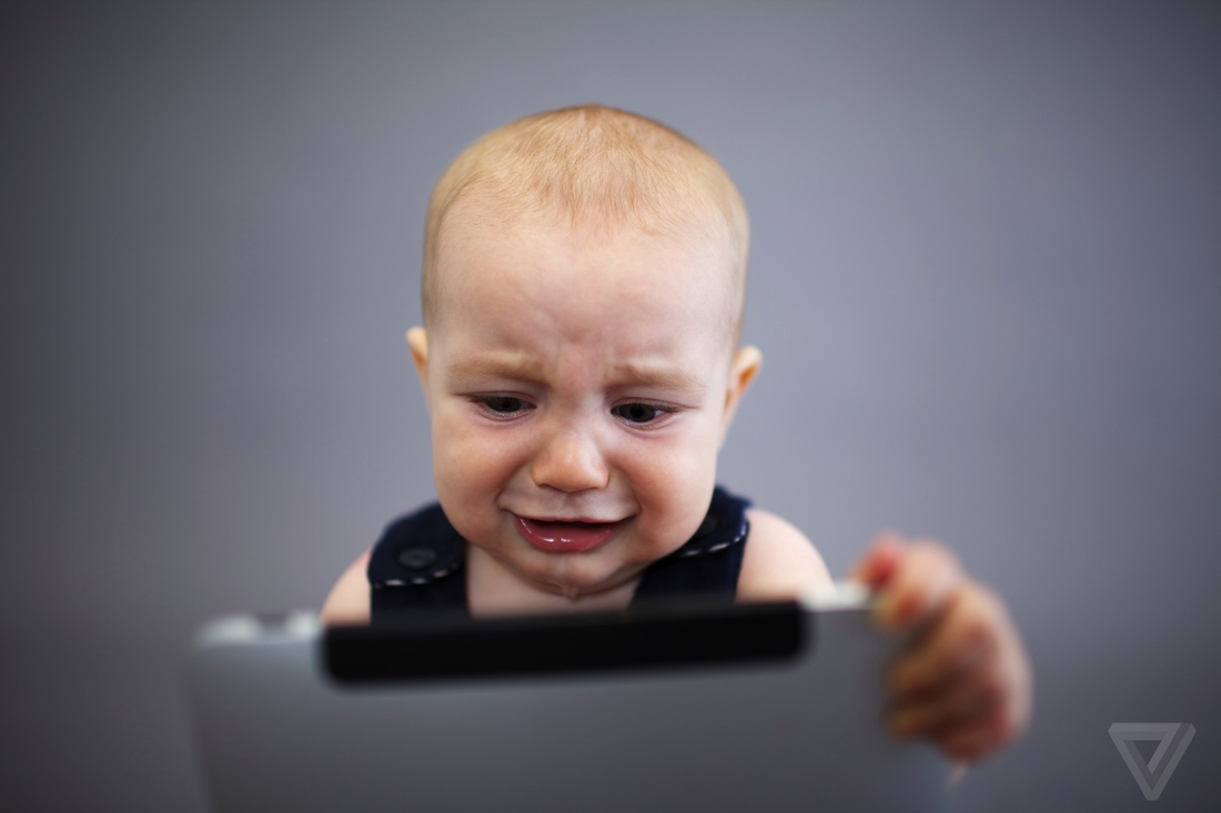 Is technology scrambling my baby's brain?