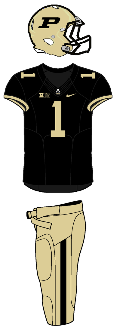 the boilermakers still wear the same jersey but i long for a return to gold uniform the team wore during holy buckeye