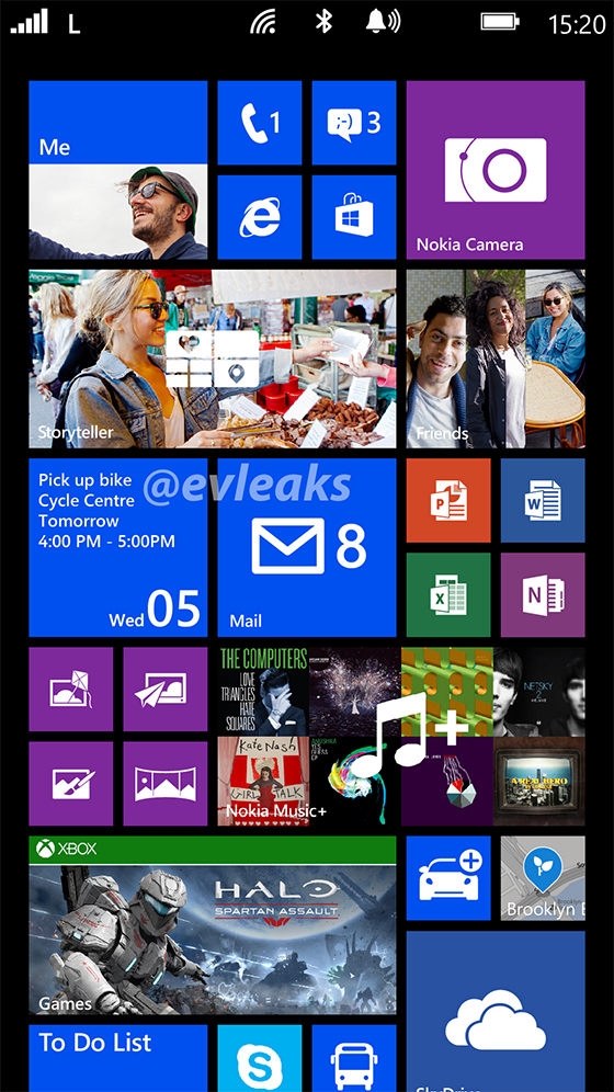1080p Windows 8.1 Tablet of The Windows 8.1 Release