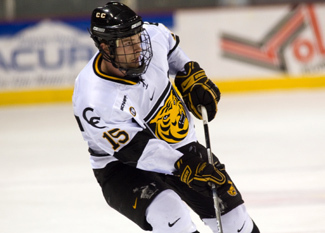 Nate Prosser at Colorado College