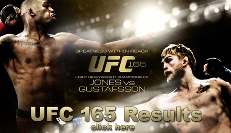 UFC 165 Results