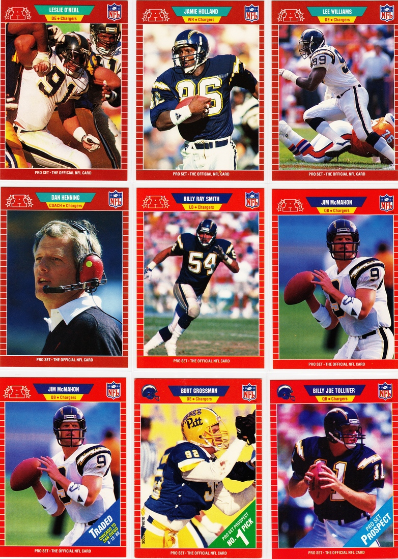1989 nfl football season