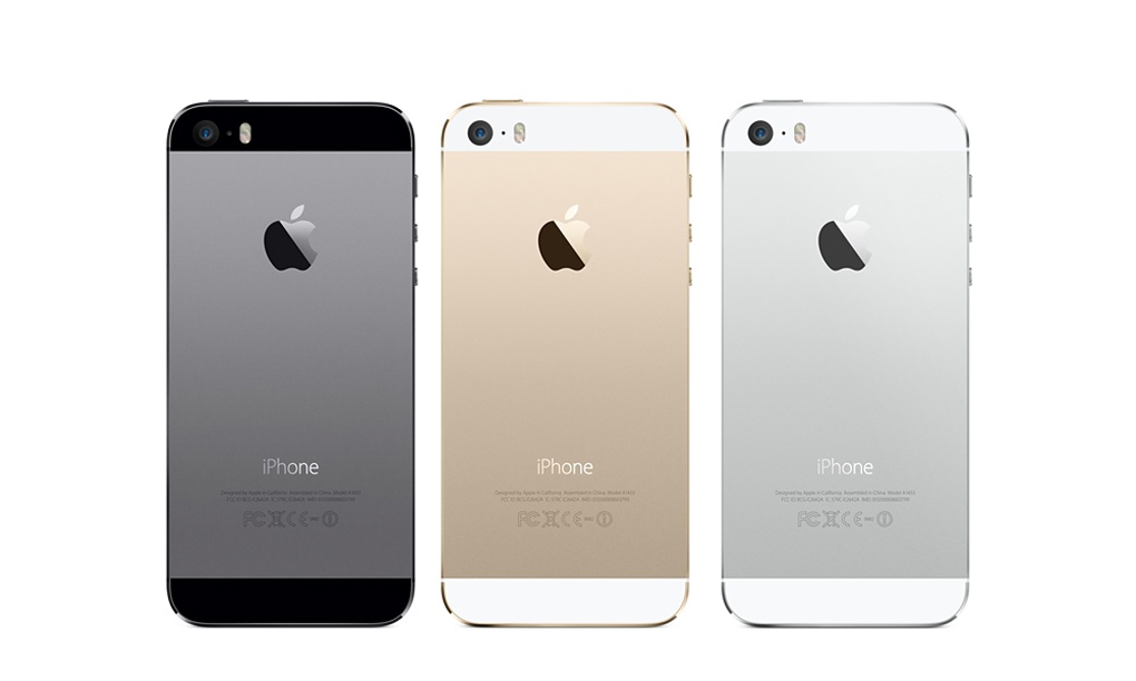 Iphone 5s Colors Iphone5s
