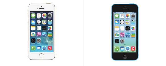 iPhone 5s and 5c: comparing Apple's latest against the ...