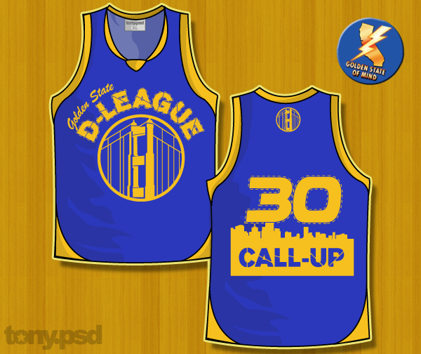 Warriors We Believe Jersey: Steph Curry Out Indefinitely For Ankle Injury.. NO