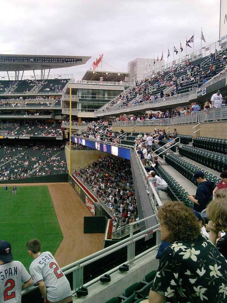minnesota twins target field wallpaper. Minnesota Twins Target Field