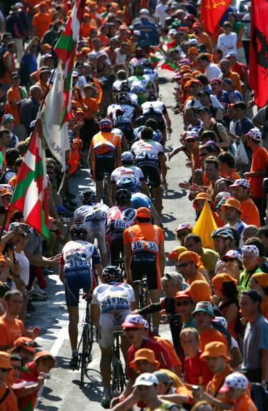 Tour de France Podium Cafe La Mongie Tourmalet