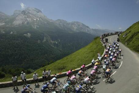 Tour de France Podium Cafe Tourmalet