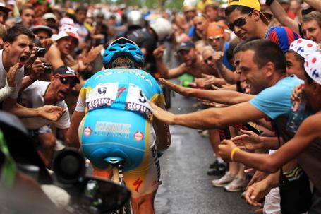 Alexandre Vinokourov Tour de France