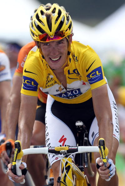Tour de France Andy Schleck Mende