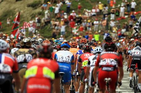 Tour de France Pyrénées