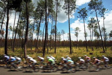 Tour de France Stage 18 Bordeaux