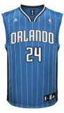 A custom Antonio McDyess #24 Orlando Magic jersey