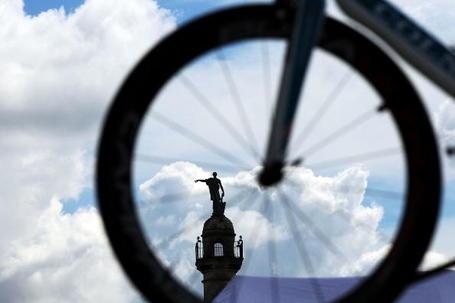 Arty shot Tour de France
