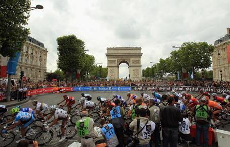 Tour de France Paris
