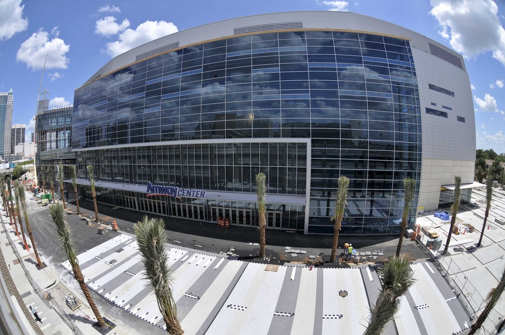 Hotels By Amway Arena Orlando