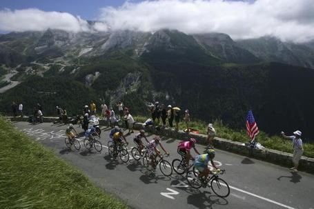 Levi Leipheimer Tour de France 2005