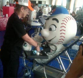 Mets Summer Blood Drive At Citi Field On Thursday