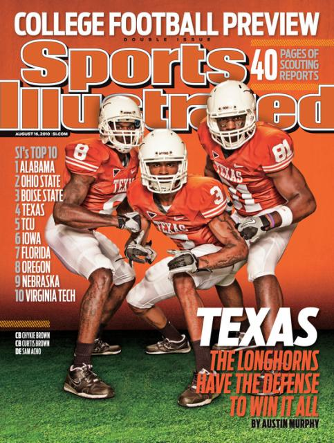 Football with sports illustrated s andy staples burnt orange nation