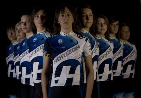 Horizon On the Drops Women's Cycling Team