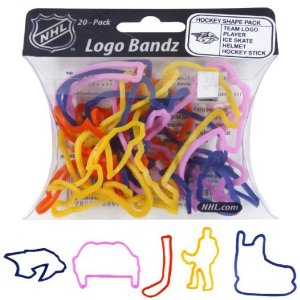 Nashville Predators - Icons Logo Bandz