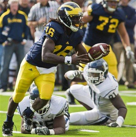university of michigan football. A Quick University of Michigan