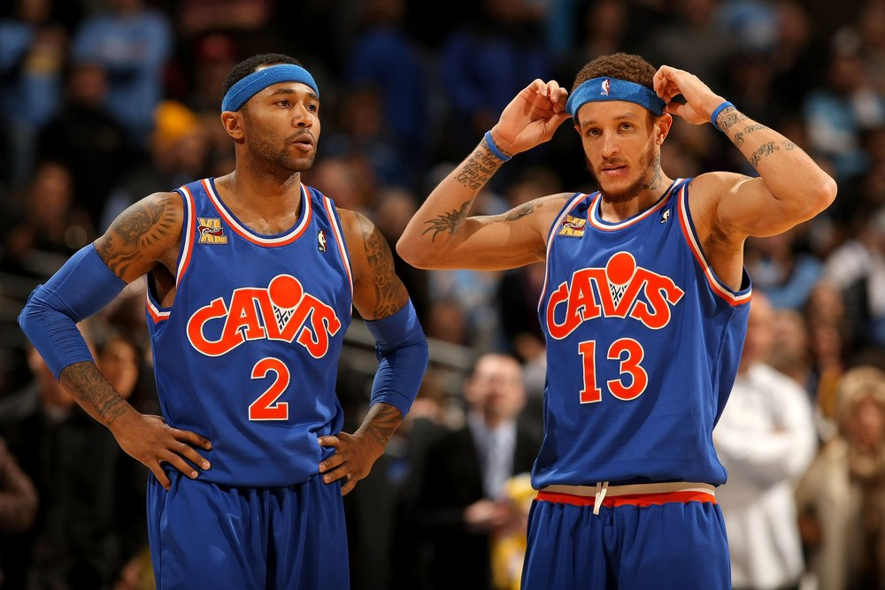 delonte west lebron james fight. And LeBron James with America.
