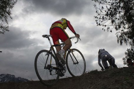 Ian Field cyclocross Aigle