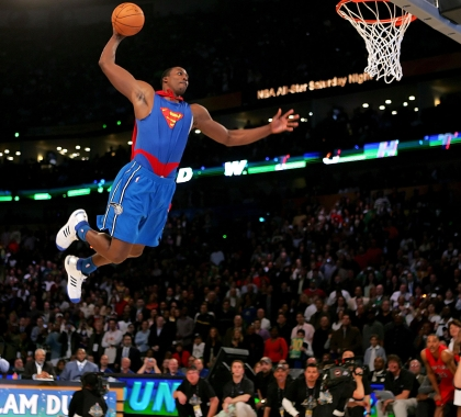 dwight howard dunk wallpaper. Dwight Howard dunk