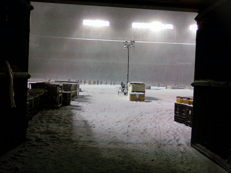 Winter Classic Tuesday update #2
