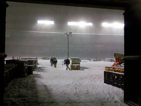 Winter Classic Tuesday update #3