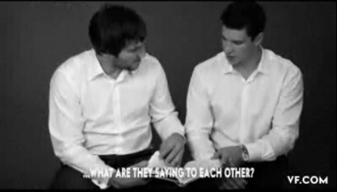 VIDEO: Alex Ovechkin Does A Photoshoot, Reads A Book With ...