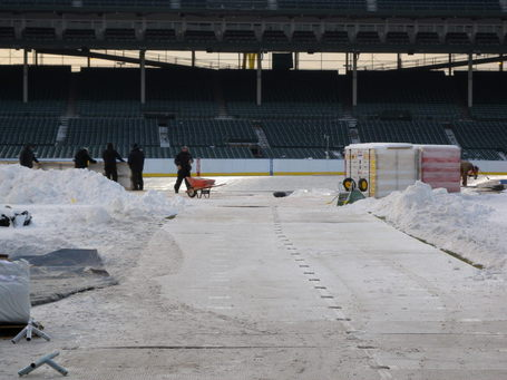 Winter Classic Thursday update #1