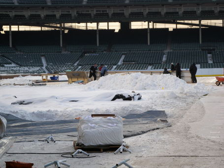 Winter Classic Thursday update #4