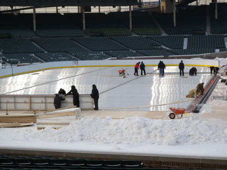 Winter Classic Thursday update #5