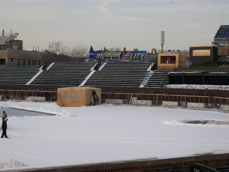 Winter Classic Thursday update #6