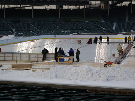Winter Classic Thursday update #8