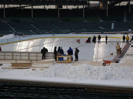Winter Classic Thursday update #8