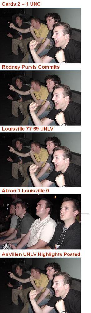 Louisville Cardinal Fan Meme