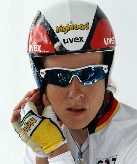 Judith Arndt 2010 World Championship time trial