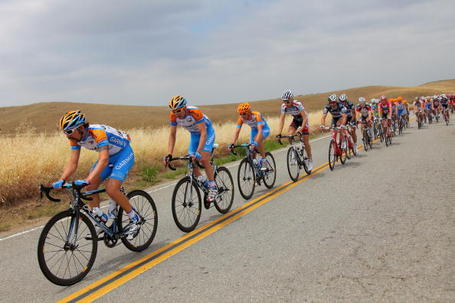 Garmin-Transitions, Tour of California 2010. Photo: Chris Graythen/Getty Images.